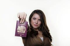 Passport Stock Photography