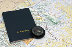 Passport Royalty Free Stock Photo