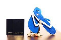 passport Imagens de Stock