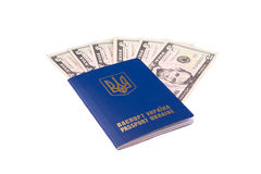 passport Imagem de Stock Royalty Free