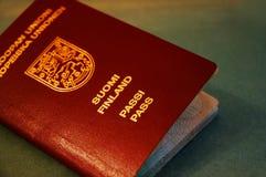 Passport Stock Image