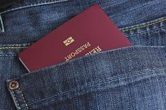 Passport In A Pocket