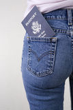 Passport In The Pocket Royalty Free Stock Photography