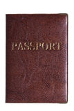 Passport isolated Royalty Free Stock Images