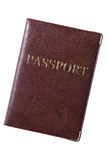 Passport isolated Royalty Free Stock Photo