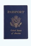 Passport (isolated) Stock Photos