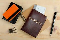Passport Stock Photos