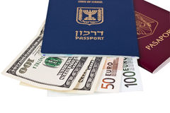 Passport S Royalty Free Stock Photos