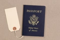Passport for Sale? Stock Images