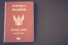 Passport, Travel or turism concept. Thai Passport, Travel or turism concept stock photo