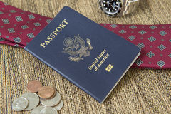 Passport of World Traveler Royalty Free Stock Images