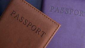 passports imagem de stock