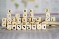 password Fotos de archivo libres de regalías
