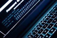 Password Hacking Concept Stock Photo