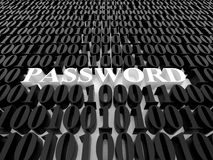 Password Royalty Free Stock Images