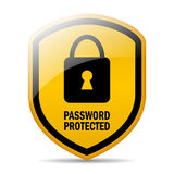 Password protected Stock Images