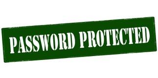 Password protected Stock Photo