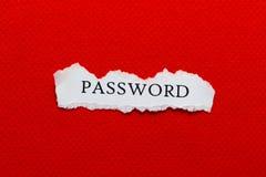 Password Royalty Free Stock Image