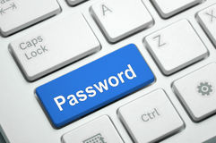 Password - Security Concept Stock Image
