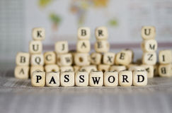 Password Stock Photography