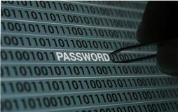Passwort Retrival! lizenzfreie stockbilder
