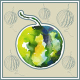pastèque Photos libres de droits