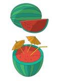 pastèque Image stock