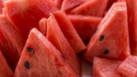 pastèque rouge/pastèque Photos libres de droits