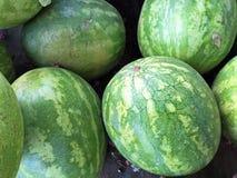 pastèques Photos stock