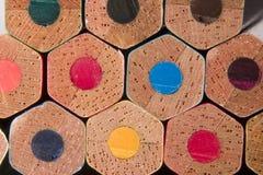 Pastéis coloridos Imagem de Stock Royalty Free