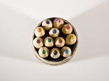 Pastéis coloridos Fotografia de Stock Royalty Free