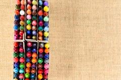 Pastéis coloridos Fotos de Stock