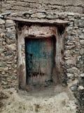 Past drzwi Zdjęcie Royalty Free