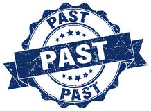 Past seal Stock Images