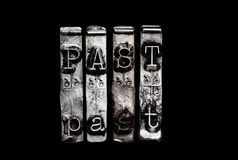Past time concept Royalty Free Stock Image
