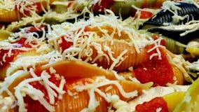 Pasta Royaltyfri Fotografi