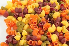 Pasta. Stock Photography