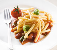 Pasta Royalty Free Stock Photography