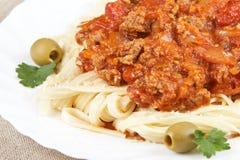 Pasta Royalty Free Stock Photography