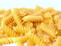 Pasta. Italian pasta twirls Royalty Free Stock Image