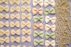 Pasta Fotografie Stock