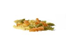 Pasta 3 Royalty Free Stock Photo