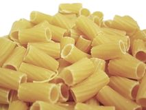 Pasta. Macaroni Royalty Free Stock Images