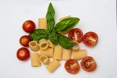 Pasta Fotografie Stock Libere da Diritti