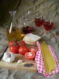 Pasta 5 Fotografia Stock