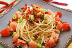 pasta Fotografering för Bildbyråer