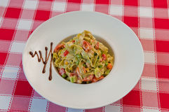 Pasta Royaltyfria Foton