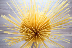 Pasta abstract Stock Photo