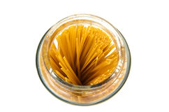 Pasta abstract Royalty Free Stock Photos