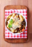 Pasta alla Bolognese Royalty Free Stock Photos